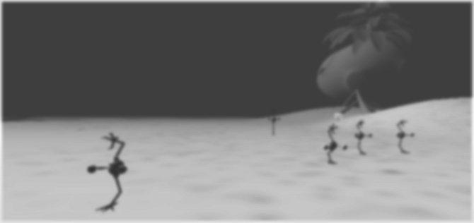 X's Worlds X-Robotica MOCAP et le ROBO-TRON 3D NEXUS GATE - Page 2 Hopzogbots